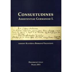 CONSUETUDINES ASSISTENTIAE GERMANIAE I.