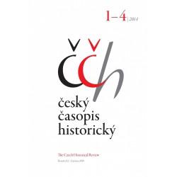 Český časopis historický 4/2014