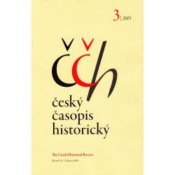 Český časopis historický 3/2015