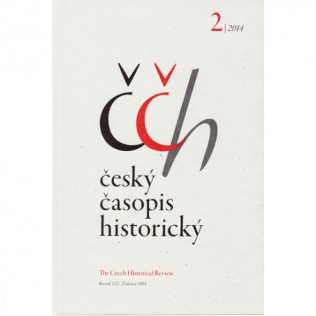 Český časopis historický 2/2014