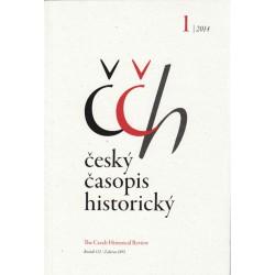 Český časopis historický 1/2014