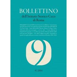 Bollettino dell´Istituto Storico Ceco di Roma 9