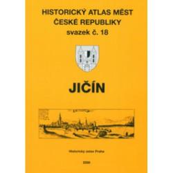 Historický atlas měst České republiky. Sv. 18. Jičín