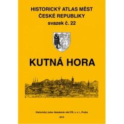 Historický atlas měst České republiky. Sv. 22. Kutná Hora