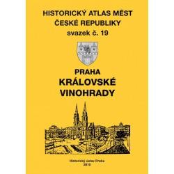 Historický atlas měst České republiky. Sv. 19. Praha-Královské Vinohrady