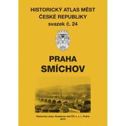 Historický atlas měst České republiky. Sv. 24. Praha-Smíchov