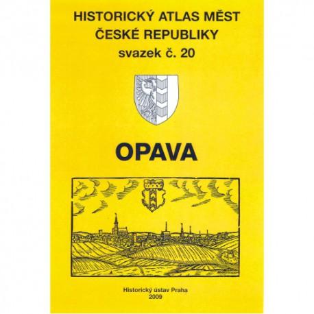 Historický atlas měst České republiky. Sv. 20. Opava