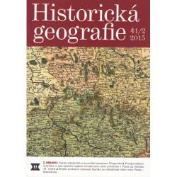 Historická geografie 41/2