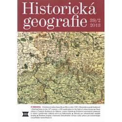 Historická geografie 39/2