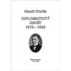 Kamil Krofta. Diplomatický deník. 1919–1922