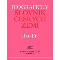 Biografický slovník českých zemí. Sešit 18 (Fo–Fr)