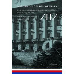 Jindřich DEJMEK, Diplomacie Československa II. Biografický slovník československých diplomatů (1918–1992)