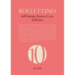 Bollettino dell´Istituto Storico Ceco di Roma 10