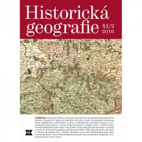 Historická geografie 42/2