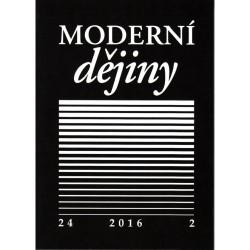 Moderní dějiny, Časopis pro dějiny 19. a 20. století 24/2