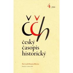 Český časopis historický 4/2016