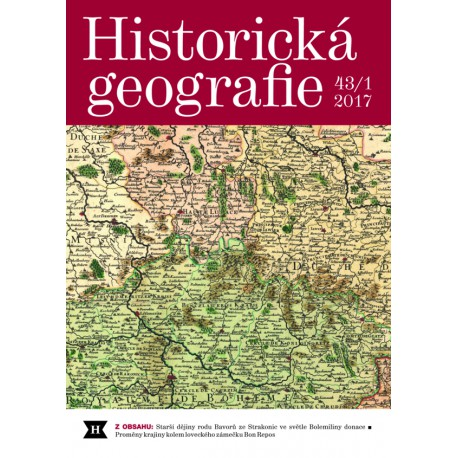 Historická geografie 43/1