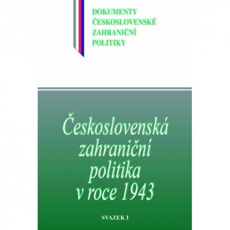 Československá zahraniční politika v roce 1943