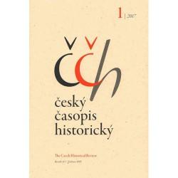 Český časopis historický 1/2017