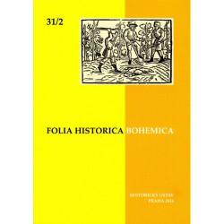 Folia Historica Bohemica 31/2