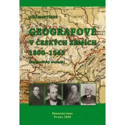 Jiří MARTÍNEK, Geografové v českých zemích 1800-1945 (biografický slovník)
