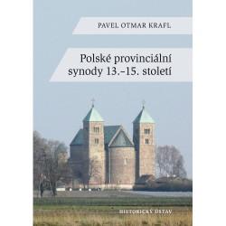 Pavel Otmar KRAFL, Polské provinciální synody 13.–15. století