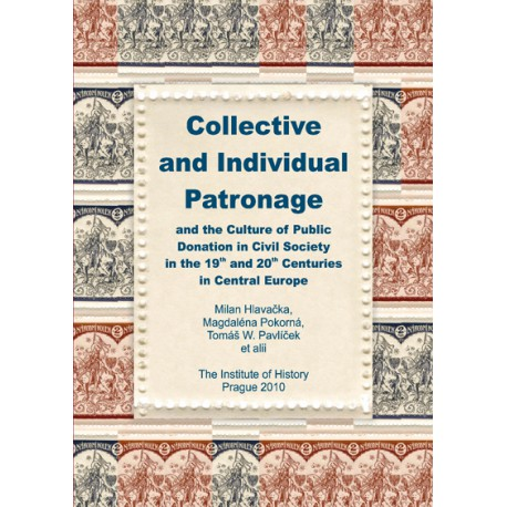 Collective and Individual Patronage and the Culture of Public Donation in Civil Society in 19th and 20th Century