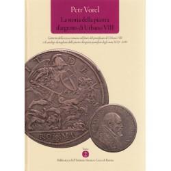 Petr VOREL, La storia della piastra d'argento di Urbano VIII.