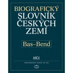 Biografický slovník českých zemí, 3. sešit (Bas-Bend)