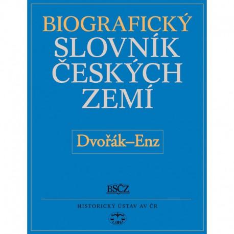 Biografický slovník českých zemí. Sešit 15 (Dvořák–Enz)