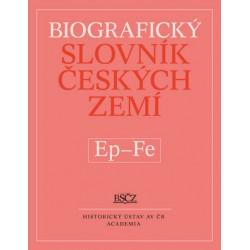 Biografický slovník českých zemí. Sešit 16 (Ep–Fe)