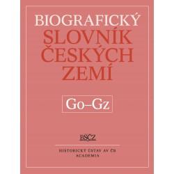 Biografický slovník českých zemí. Sešit 20 (Go–Gzs)