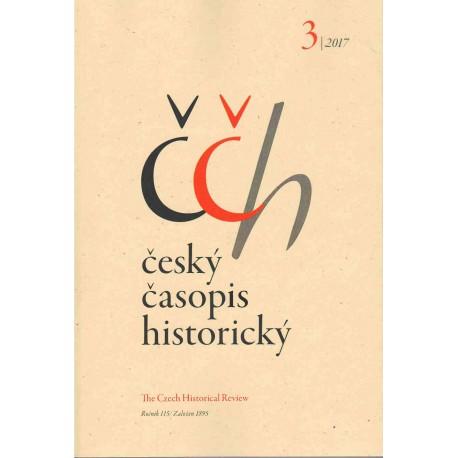 Český časopis historický 3/2017