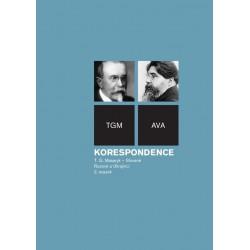 Korespondence T. G. Masaryk – Slované. 2. svazek, Rusové a Ukrajinci