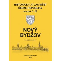 Historický atlas měst České republiky. Sv. 29. Nový Bydžov