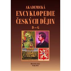 Akademická encyklopedie českých dějin. Sv. 4, D–G (dadaismus – gymnázium)