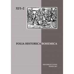 Folia Historica Bohemica