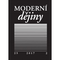 Moderní dějiny. Časopis pro dějiny 19. a 20. století 25/2