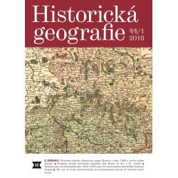 Historická geografie 44/1
