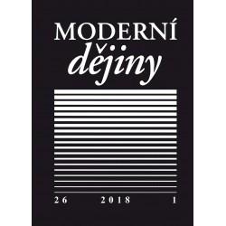 Moderní dějiny. Časopis pro dějiny 19. a 20. století 26/1
