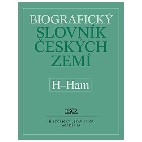 Biografický slovník českých zemí. Sešit 21 (H–Ham)