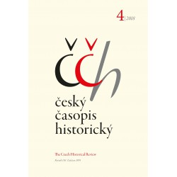 Český časopis historický 4/2018