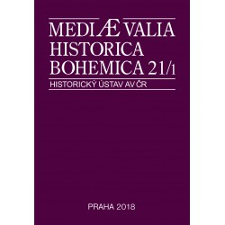 Mediaevalia Historica Bohemica 21/1