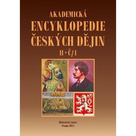 Akademická encyklopedie českých dějin, II - Č/1