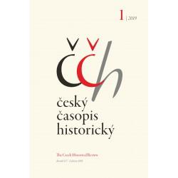 Český časopis historický 1/2019