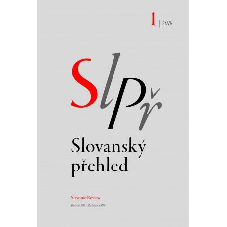 Slovanský přehled 1/2019