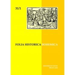Folia Historica Bohemica 31/1