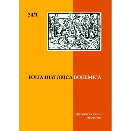 Folia Historica Bohemica 34/1