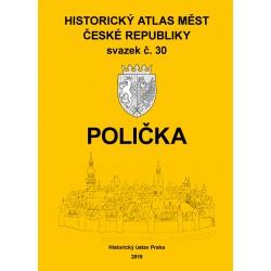 Historický atlas měst České republiky. Sv. 30. Polička