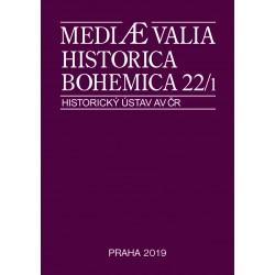 Mediaevalia Historica Bohemica 22/1